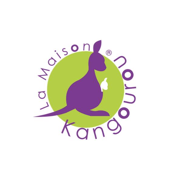 maison kangourou logo