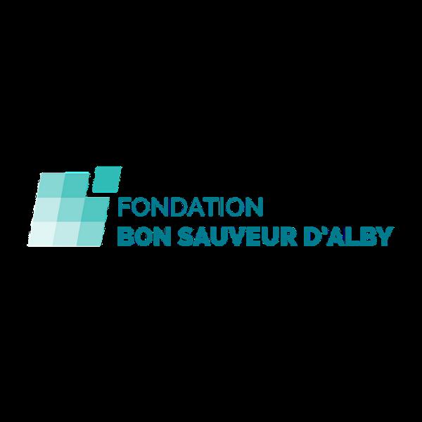 logo fondation bon sauveur d'alby